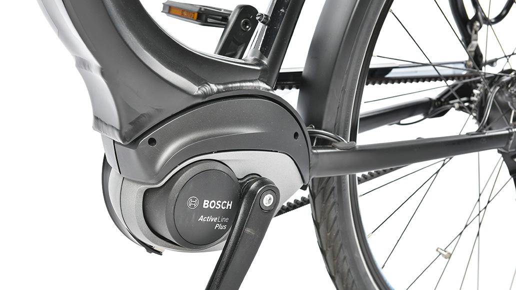 Falter E 9.8, Fahrrad, Test