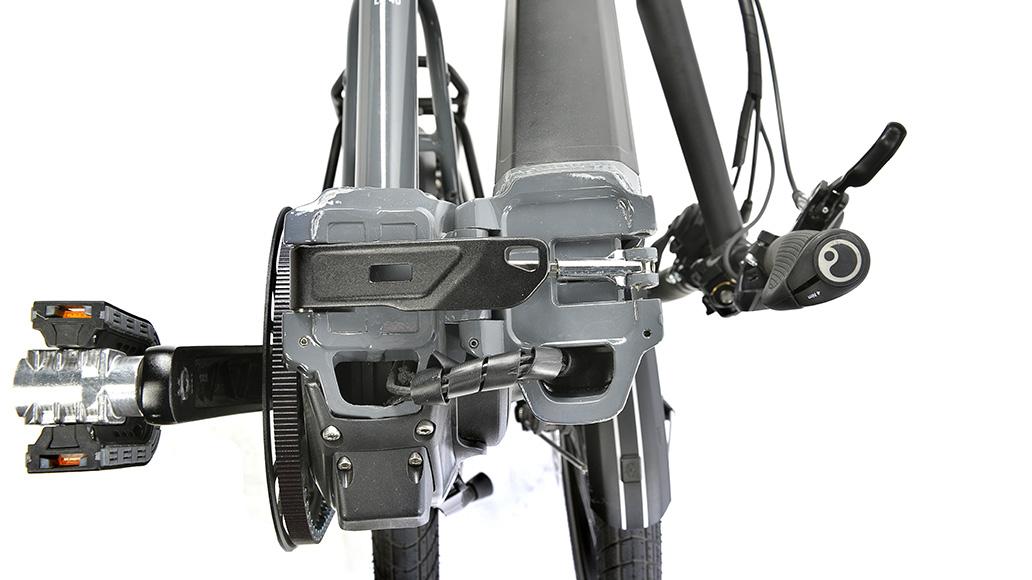 Gudereit EC-40 Foldo, Test, E-Bike