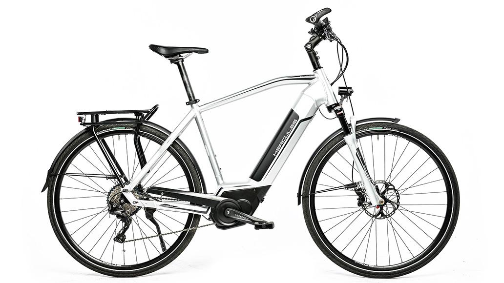 hercules futura pro i f11 e bike im test qualit t und. Black Bedroom Furniture Sets. Home Design Ideas