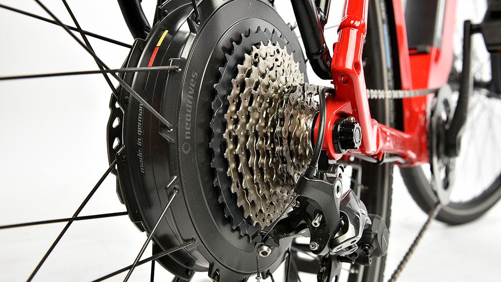Kalkhoff Endeavour 5 Excite, Test, Fahrrad
