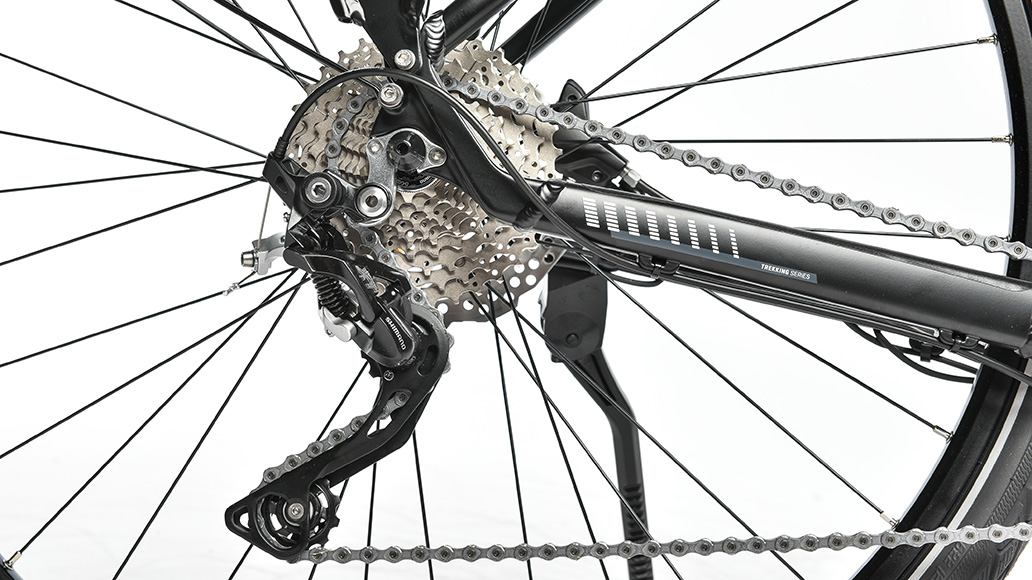Kreidler Vitality Eco 8, Test, Fahrrad