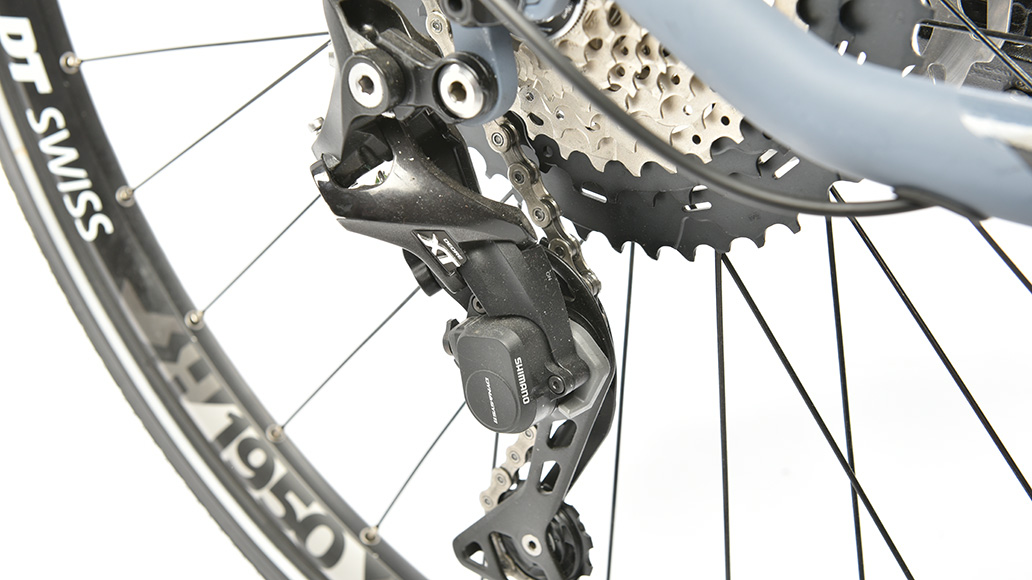 KTM Macina Mila XT11 CX10, Test, E-Bike