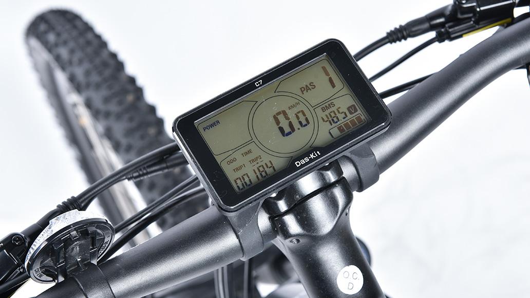 NCM Moscow Plus, Test, E-Bike