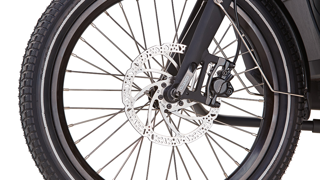 Prophete Cargo 1.0, Test, E-Bike