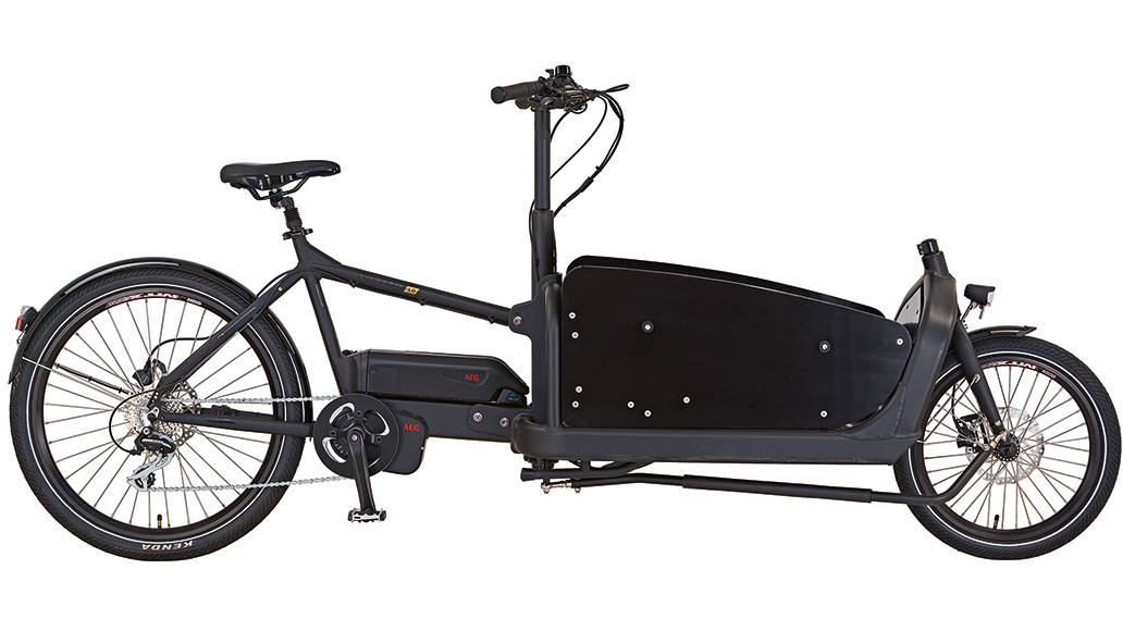 prophete cargo 1 0 e bike im test ausstattung antrieb. Black Bedroom Furniture Sets. Home Design Ideas