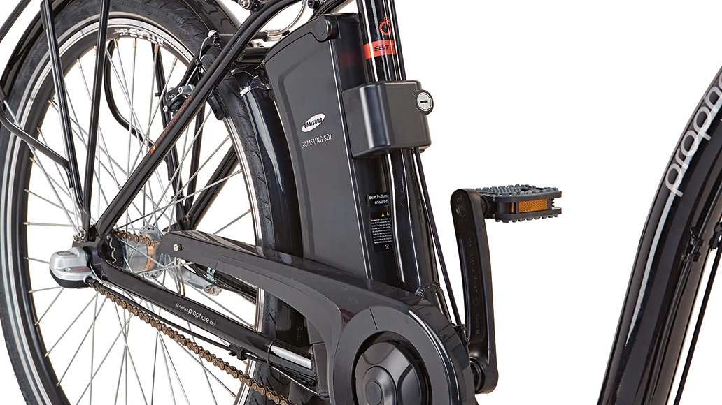 Prophete Genießer e9.4 City E-Bike, Test, E-Bike