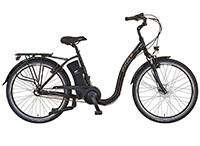 "Prophete Genießer e9.4 City E-Bike 26"": Elektrorad im Test"