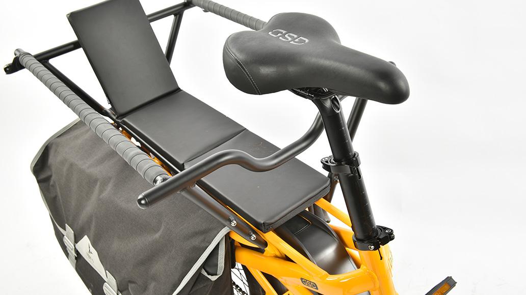 Tern GSD S00, Test, Cargo, E-Bike