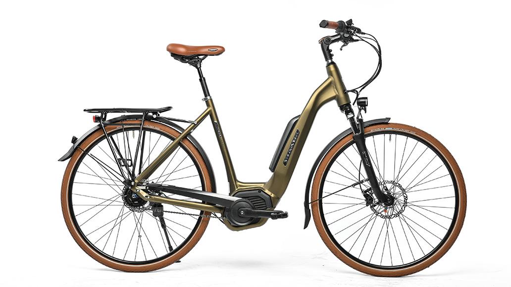 velo de ville aeb 800 e bike im test reichweite. Black Bedroom Furniture Sets. Home Design Ideas