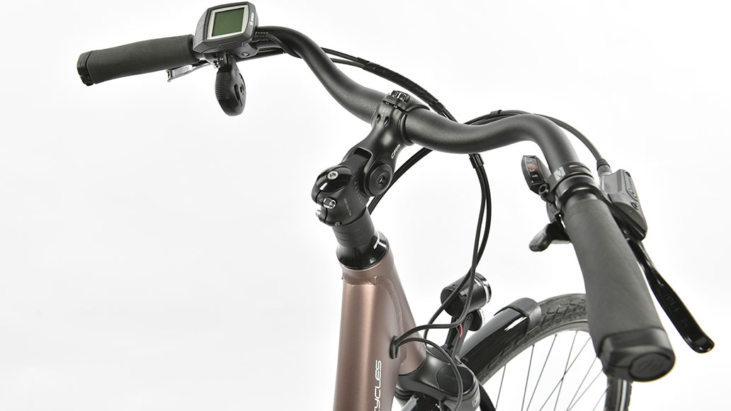 Bicycles Porto 9.4, Test
