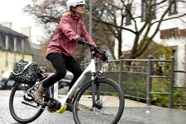 b73d1a34701a29 City Urban - E-Bike Test  Cityräder