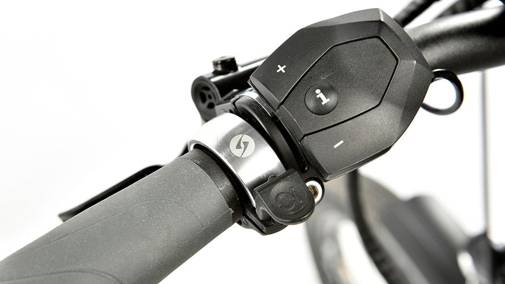 Simplon Kagu Bosch TR, Test, E-Bike