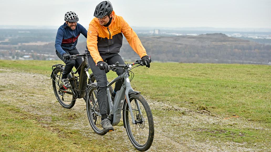 E-Trekkingräder, Tour/Trekking, E-Bike, Test
