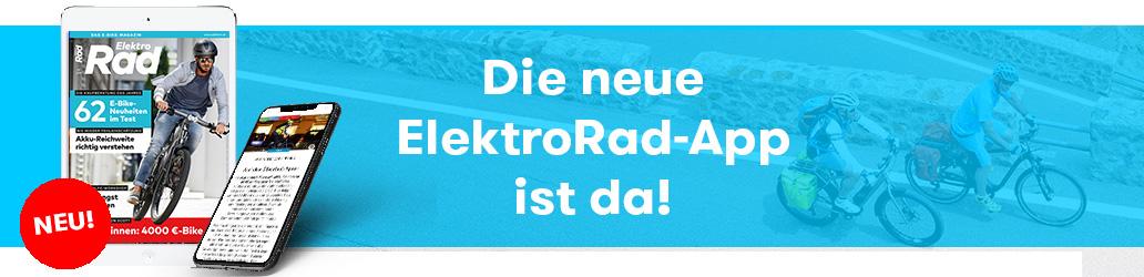 aktiv Radfahren, App, Magazin