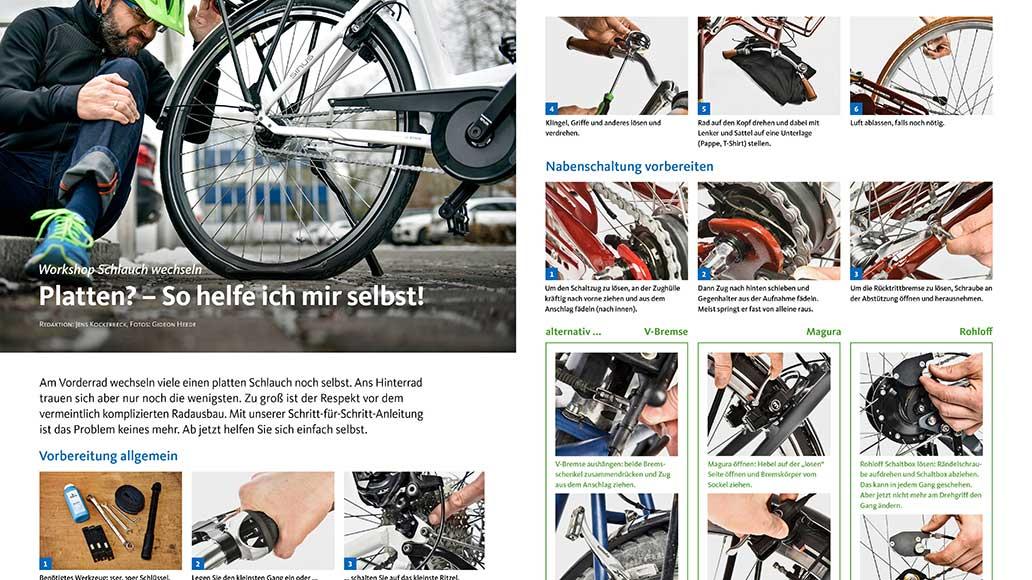 Workshop Pannenhilfe: Reifenwechsel einfach gemacht