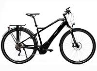 BH Atom Cross Pro-S: E-Bike im Test – Antrieb, Ausstattung, Bewertung