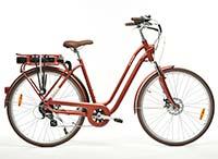 B'Twin Elops 900 E red: E-Bike im Test – Antrieb, Ausstattung, Bewertung