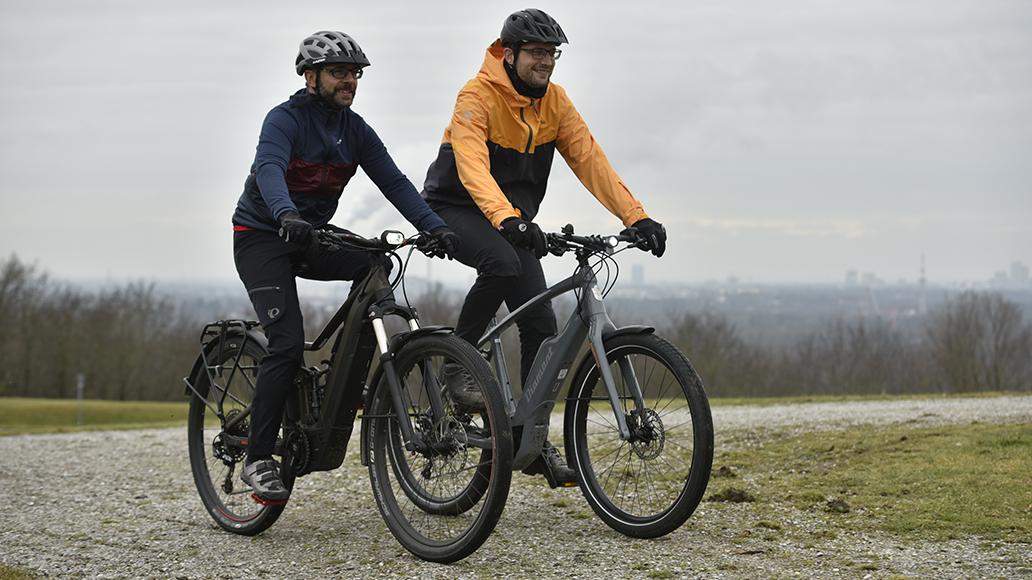 Wer wenig oder gar keinen Sport treibt, der kann durchs E-Bike einfacher dazu bewegt werden.