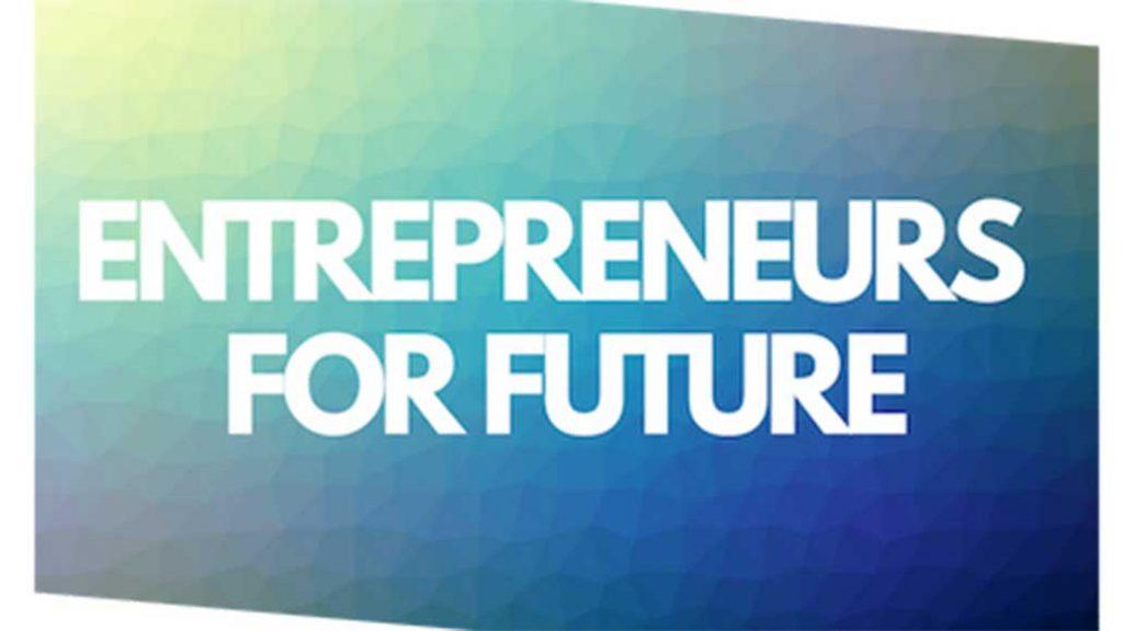 Logo der Initiative Entrepreneurs For Future.