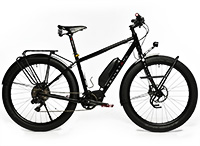 Rennstahl 853 E-Trekkingrad STEPS: E-Bike im Test