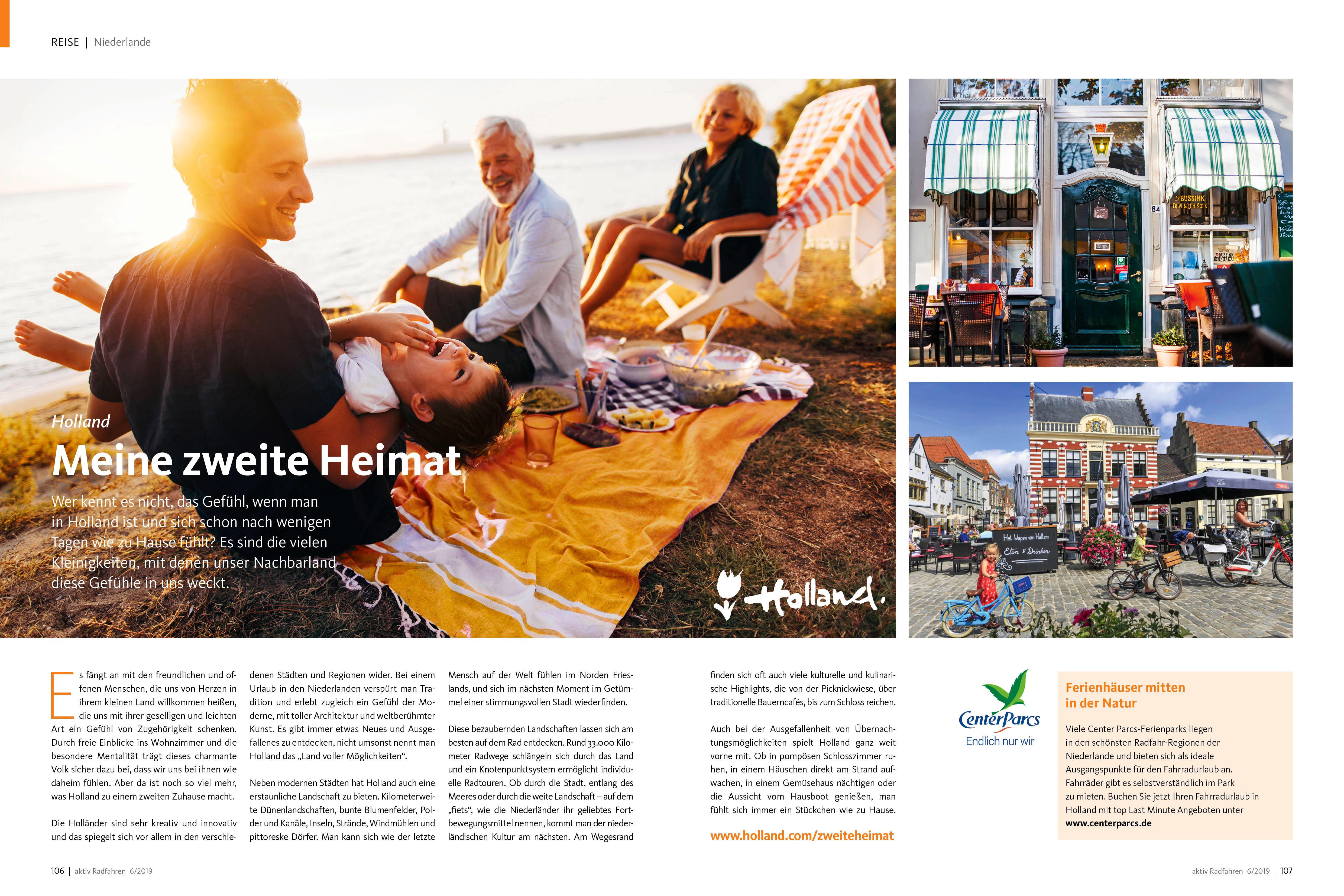 Reise: Sympatischer Nachbar Niederlande