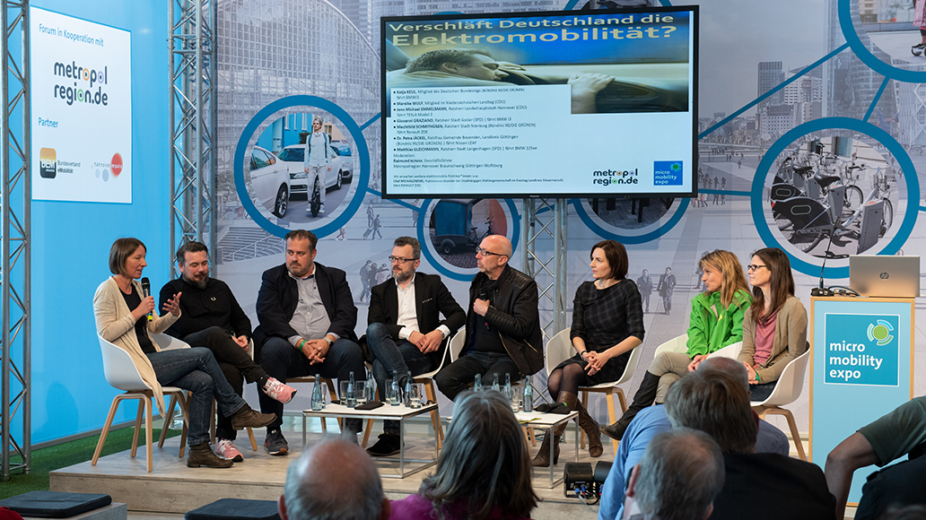 Verschläft Deutschland die Elektromobilität?
