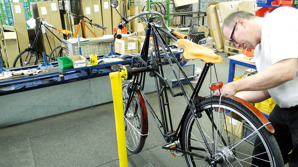 Roland, Garrel, Made in Germany, Spezialfahrräder, Anhänger, Laufräder