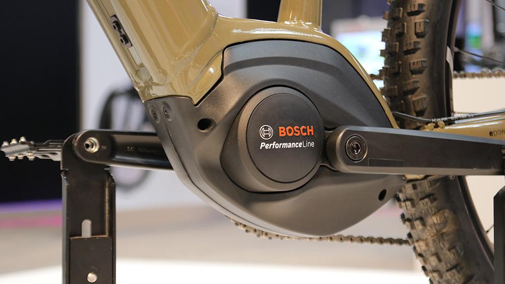 Bosch, ElektroRad