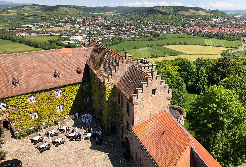 Bayerische Rhön und Bad Kissingen