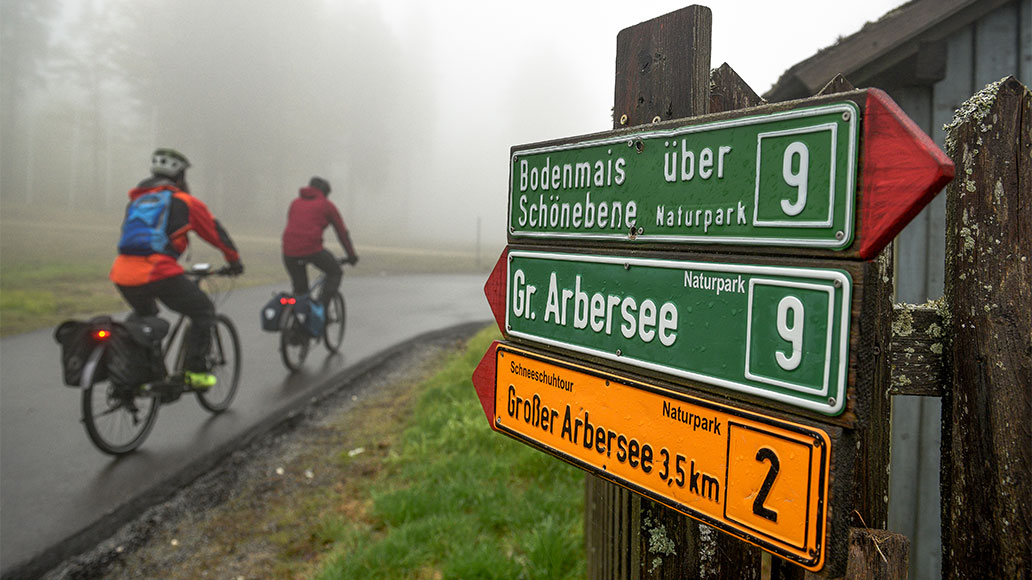 Bergtest, Impression, E-Bike-Akkus, Reichweite
