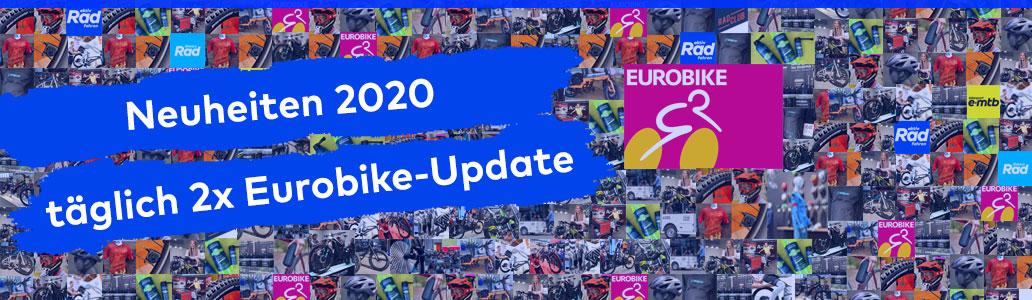 Eurobike, Banner, Update, News
