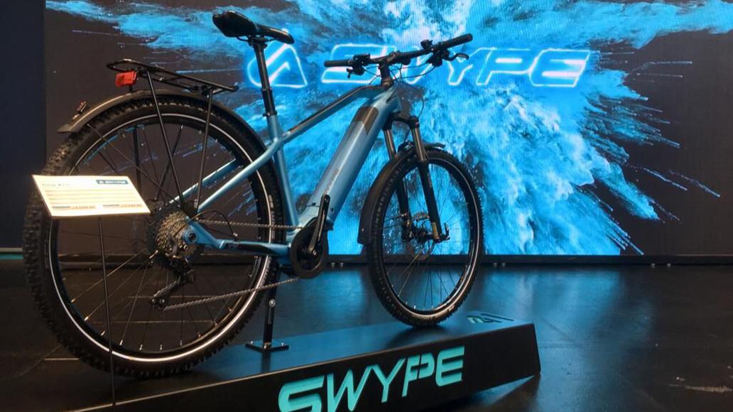 Swype ist eine neue Marke der Cycle-Union. Dahinter steckt auch ein neues Vertriebskonzept.