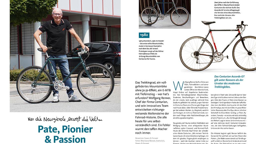 Report: Die Firma Centurion und ihr Gründer Wolfgang Renner