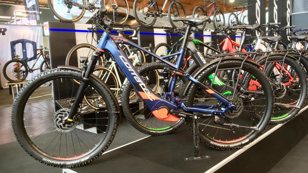 Mountain-Cross-Bikes heißen die SUV-Modelle von Corratec.