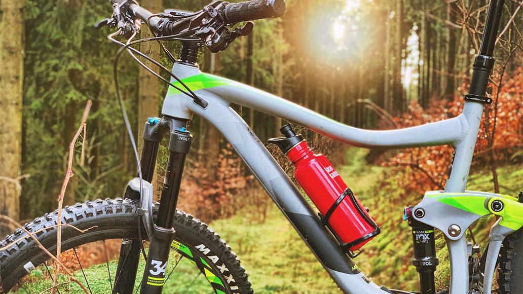 Getränkehalter, Fahrrad-Gadgets