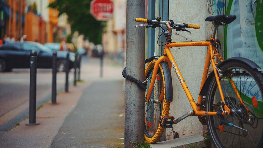Fahrradschloss, Schloss, Fahrrad-Gadgets