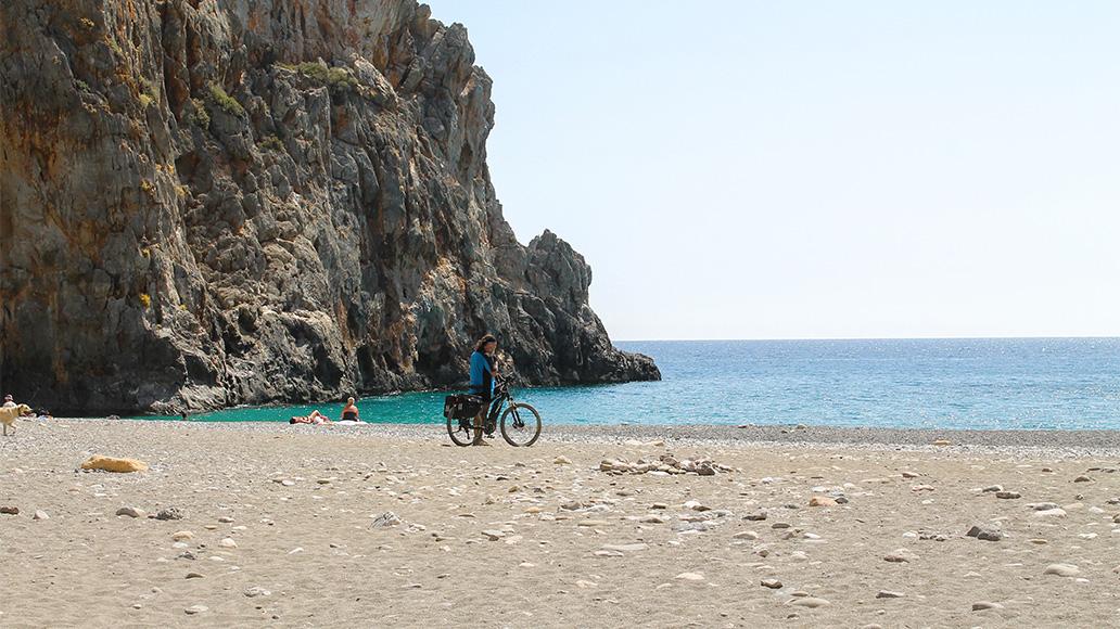 Informationen zu Radreisen bei Adam's E-Bike Crete