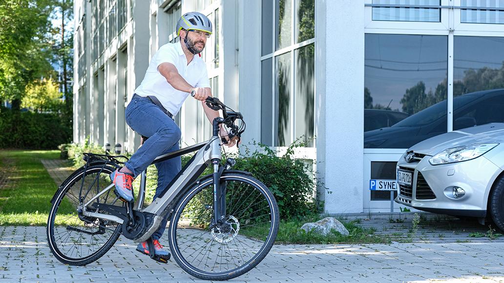 Noch bis zum Heft 05/2019 hatte die ElektroRad-Redaktion ein E-Bike-Manufaktur-Rad mit Conti-Motor im Dauertest - mit Erfolg.