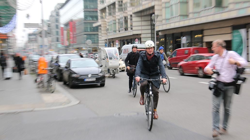 Der Bundesverkehrsminister muss endlich den Radverkehr konsequent in den Fokus setzen
