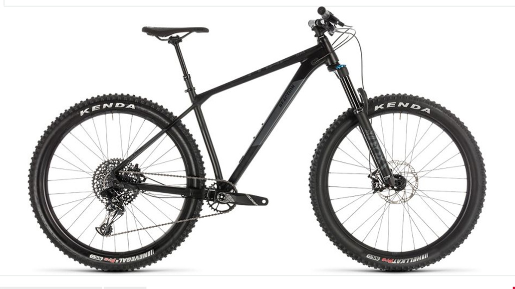 Cube Reaction TM Race Mountainbike