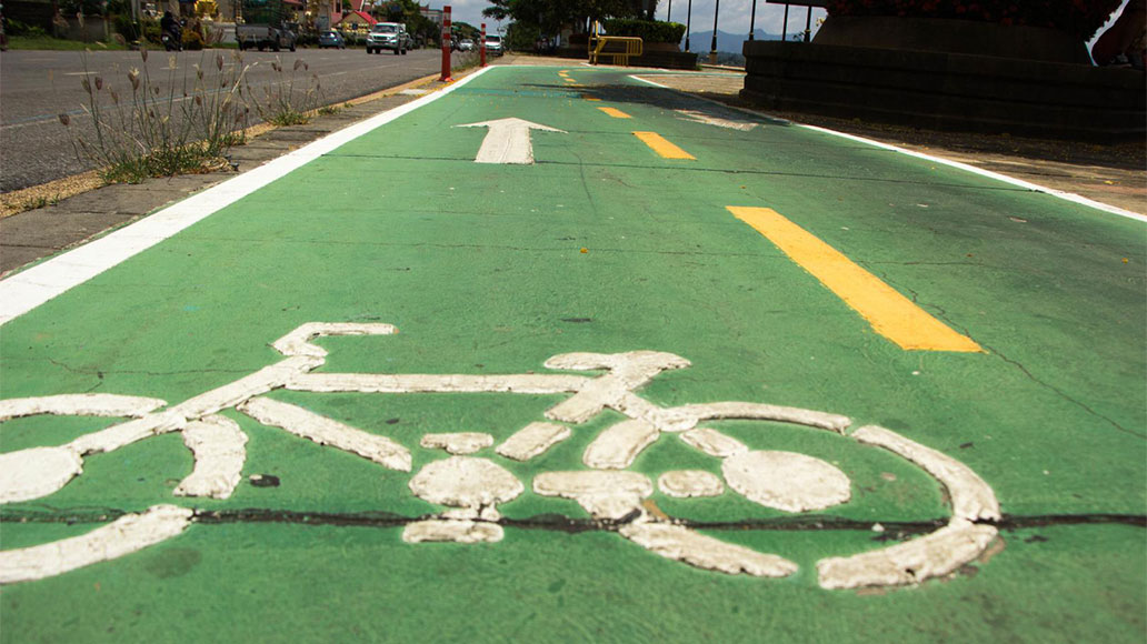 Fahrradstädte, Melbourne