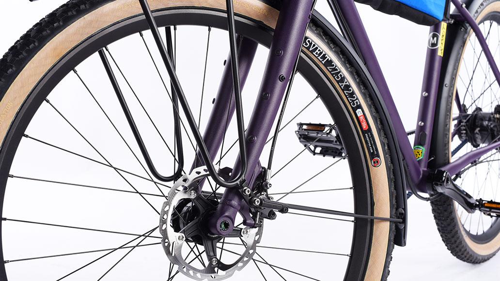 MTB Cycletech Raw Offroad Rohloff, Test, Kaufberatung, Megatest