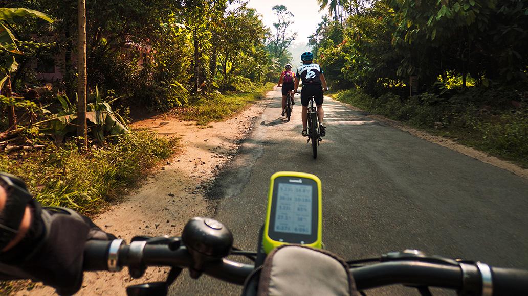 Indien, Radreise, Reise
