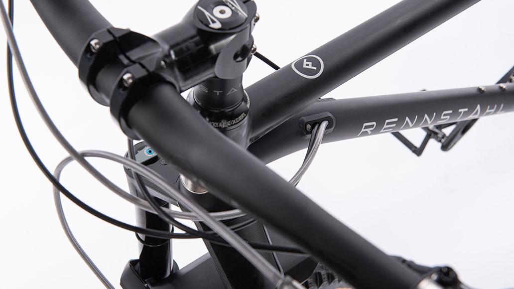 Rennstahl 853 MTB Trail, Test, Kaufberatung, Megatest, Mountainbike