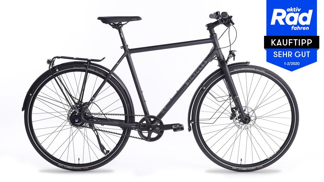 Bicycles CXS 1300, Test, Kaufberatung, Megatest