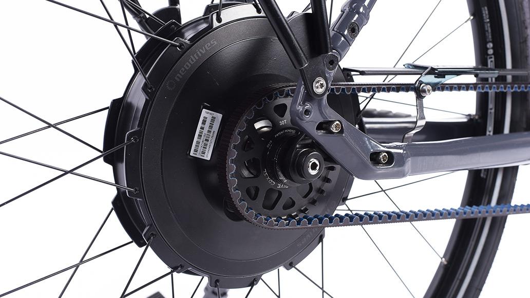 Gudereit ET-13 evo Pinion, Neodrives-Antrieb, E-Bike, E-Bike-Test, Kaufberatung