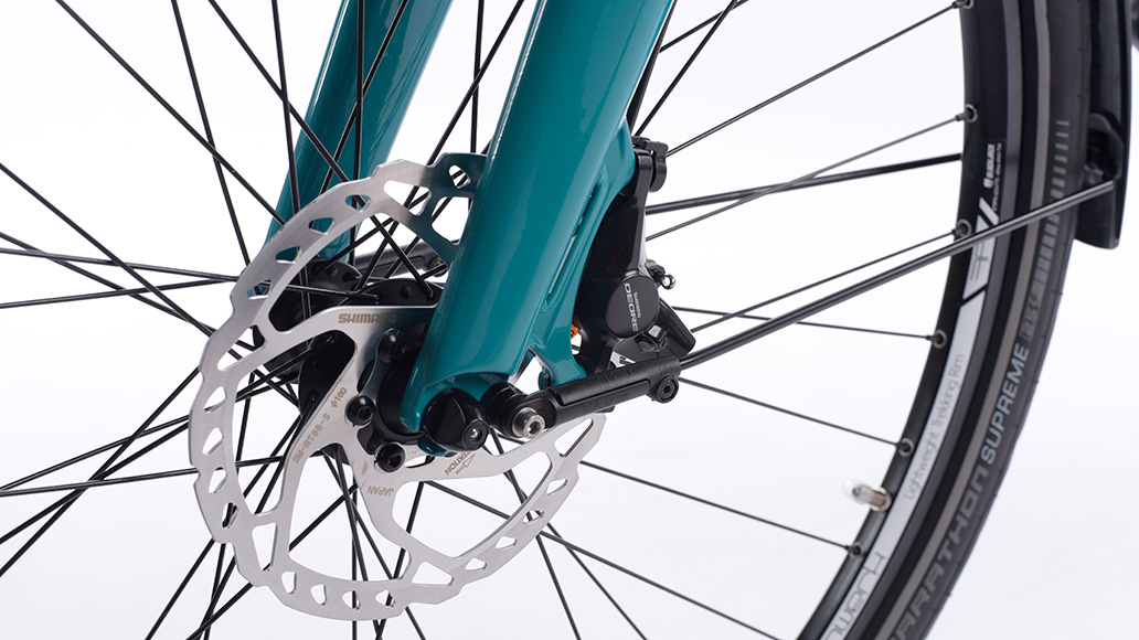 Maxcycles In Lite Wave 8 Gates Alfine, Test, E-Bike-Test, E-Bike, Kaufberatung