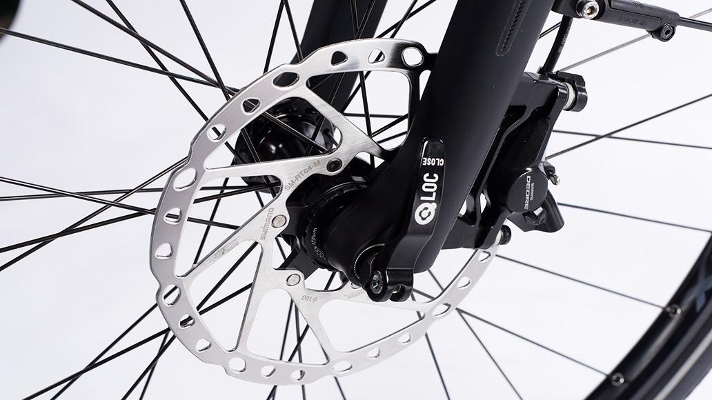 Raleigh Kent Premium, E-Bike-Test, Test, Kaufberatung