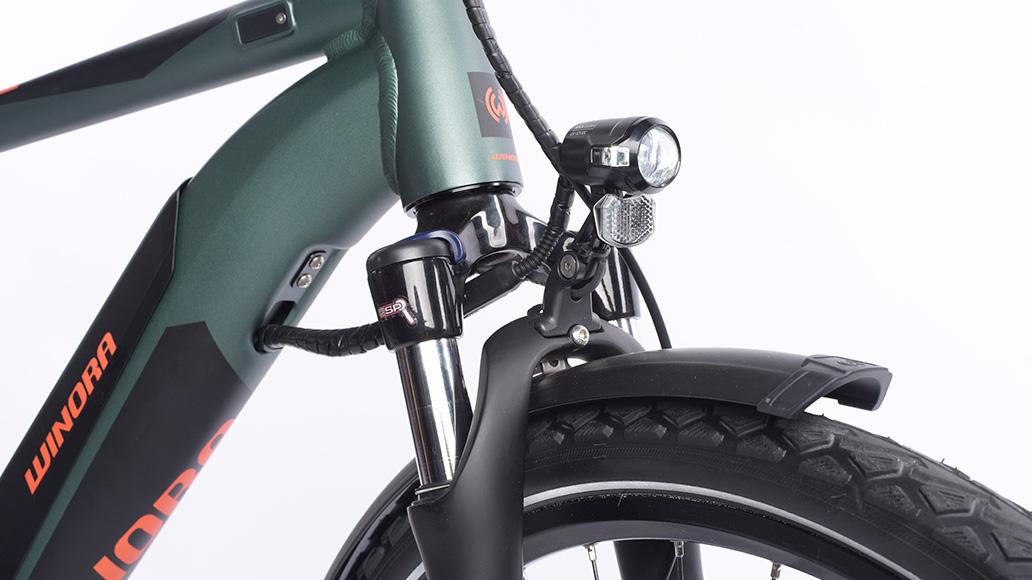 Winora Yucatan i9, Test, E-Bike-Test, E-Bike, Kaufberatung