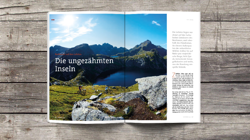 Lofoten, Reise, ElektroRad 2/2020, E-Bike-Test